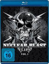 Nuclear Blast Clips Vol.1 - Various [Blu-ray]