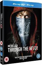 Metallica Through the Never [Blu-ray 3D/2D + Blu-ray]