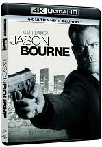 Jason Bourne [4K UHD + Blu-ray]