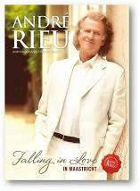 Rieu, Andre	Falling In Love In Maastricht [Blu-ray]