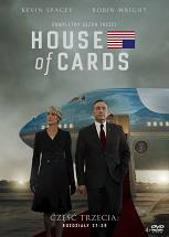 House of cards sezon 3 [4 DVD]