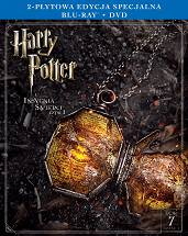 Harry Potter i Insygnia Śmierci cz. 1 [Blu-ray + DVD]