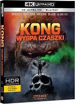 Kong: Wyspa Czaszki [4K UHD + Blu-ray]