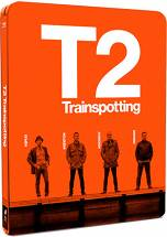 T2: Trainspotting - Steelbook [Blu-ray] + CD Soundtrack
