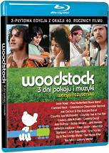 Woodstock - 3 Days of Peace and Music [2 Blu-ray]