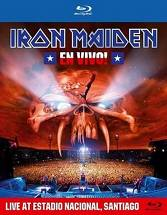 Iron Maiden - En Vivo [Blu-ray]