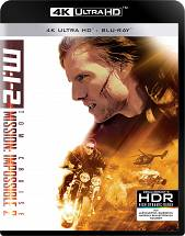 Mission Impossible 2 [4K UHD + Blu-ray]