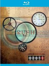 Rush - Time Machine Live In Cleveland [Blu-Ray]
