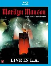 Marilyn Manson - Guns, God and Government - Live in L.A. [Blu-ray]