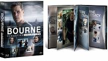 Pakiet: The Bourne Clasified Collection [5 Blu-ray Digibook]
