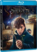 Fantastic Beasts and Where to Find Them [Blu-ray]