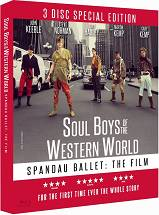 Spandau Ballet The Film: Soul Boys Of The Western World Limited Edition 3-Disc Boxset [3 Blu-ray]