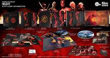 HELLBOY FullSlip + Lenticular Magnet Steelbook™ Limited Collector's Edition - numbered [Blu-Ray]