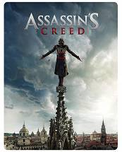 Assassin's Creed 3D - Steelbook [Blu-ray 3D + Blu-ray]