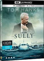 Sully [4K UHD + Blu-ray]