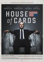 House of cards sezon 1 [4 DVD]