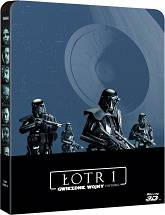 Rogue One: A Star Wars Story - Steelbook [Blu-ray 3D + 2 Blu-ray]