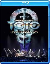 ToTo - 35th Anniversary Tour - Live In Poland [Blu-ray]
