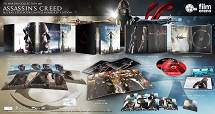 ASSASSIN'S CREED FullSlip + Lenticular Magnet 3D + 2D Steelbook™ Limited Collector's Edition - numbered [Blu-ray 3D + Blu-ray]