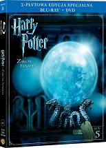 Harry Potter i Zakon Feniksa [Blu-Ray + DVD]