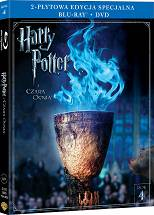 Harry Potter i Czara Ognia [Blu-Ray + DVD]