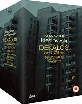 Dekalog and Other Television Works [5 Blu-ray + 5 DVD]