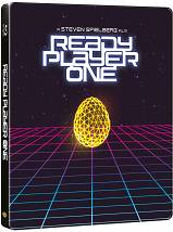 Ready Player One - Steelbook [UHD 4K + Blu-ray + Blu-ray 3D]