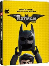 Lego Batman: Film 3D - Steelbook [Blu-ray 3D + Blu-ray]