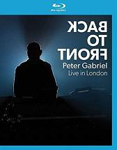 Peter Gabriel - Back To Front - Live In London [Blu-ray]