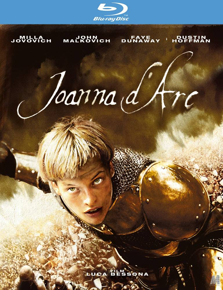 The messenger the story of joan of arc blu ray blu ray movies