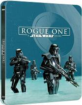 Rogue One: A Star Wars Story Steelbook blu-ray