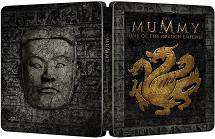 The Mummy: Tomb of the Dragon Emperor - Steelbook [Blu-Ray]