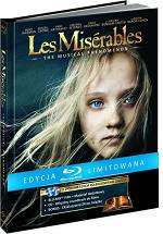 Les Miserables Nędznicy /Booklet/ [Blu-ray + CD]