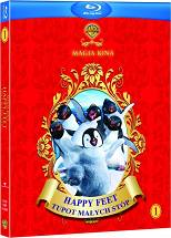 Happy Feet - Tupot małych stup [Blu-ray]