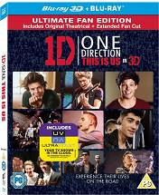 One Direction: This Is Us [Blu-ray 3D + Blu-ray]