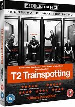 T2 Trainspotting [4K UHD + Blu-ray]