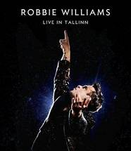 Robbie Williams: Live In Tallinn [Blu-Ray]