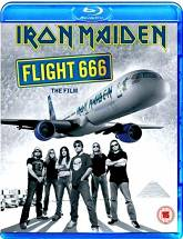 Iron Maiden - Flight 666 [Blu-ray]