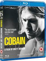 Cobain: Montage of Heck [Blu-ray]