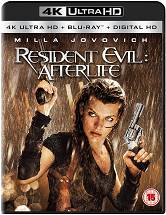 Resident Evil - Afterlife [4K UHD + Blu-ray]