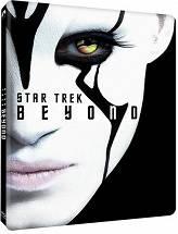 Star Trek: W Nieznane 3D EDICE JAYLAH - Steelbook [Blu-ray 3D + Blu-ray]