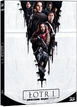 ŁOTR 1. Gwiezdne Wojny - Historie [Blu-ray 3D + 2 Blu-ray] EDYCJA LIMITOWANA