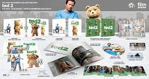 TED 2 FullSlip BONG EDITION #1 Steelbook™ Limited Collector's Edition - numbered [Blu-ray]