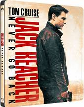 Jack Reacher: Never Go Back - SteelBook [Blu-ray]