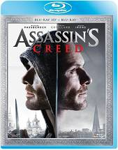 Assassin's Creed 3D [Blu-ray 3D + Blu-ray]