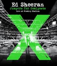 Sheeran Ed - Jumpers For Goalposts: Live At Wembley Stadium [Blu-ray]
