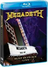 Megadeth - Rust In Peace Live [Blu-ray]