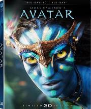 Avatar [Blu-ray 3D/2D + DVD]