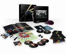 Pink Floyd - The Dark Side Of The Moon [Blu-ray + 3 CD + 2 DVD]