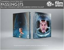 PASSENGERS FullSlip + Lenticular Magnet 3D + 2D Steelbook™ Limited Collector's Edition - numbered [Blu-ray 3D + Blu-ray]